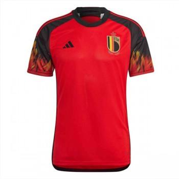 Belgie Fotbalové Dresy MS 2018 Domáci Dres