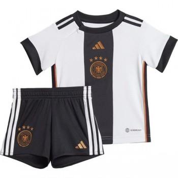 Německo Dětské Fotbalové Dresy Komplet MS 2018 Domáci Dres