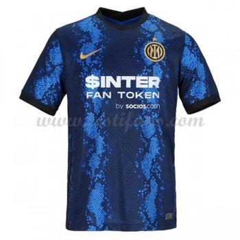 Inter Milan Fotbalové Dresy 2017-18 Domáci Dres