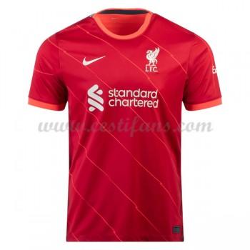 Liverpool Fotbalové Dresy 2017-18 Domáci Dres
