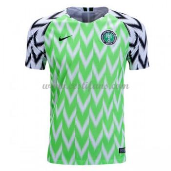 Nigérie Fotbalové Dresy MS 2018 Domáci Dres