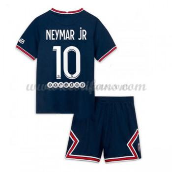 Paris Saint Germain Psg Dětské Fotbalové Dresy Komplet 2017-18 Neymar Jr 10 Domáci Dres