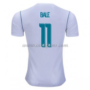 Real Madrid Fotbalové Dresy 2017-18 Gareth Bale 11 Domáci Dres