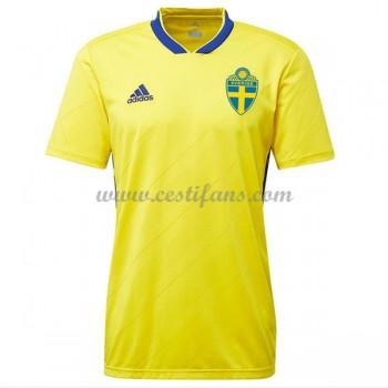 Švédsko Fotbalové Dresy MS 2018 Domáci Dres
